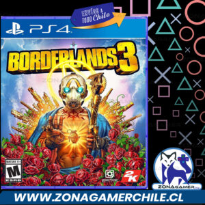Borderlands3 Ps4