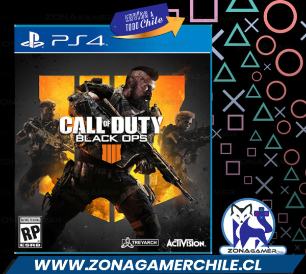Call Of Duty Blackops4