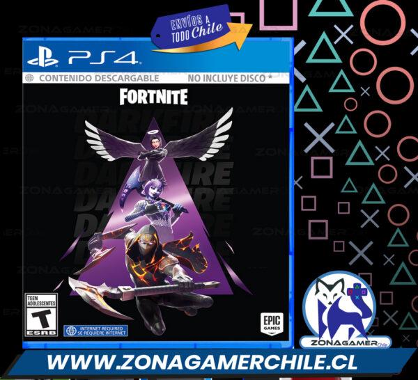 Fornite Paquete juego Oscuro